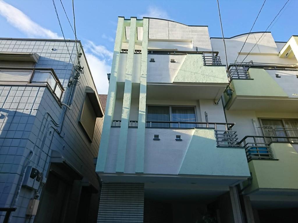 品川区戸建住宅2
